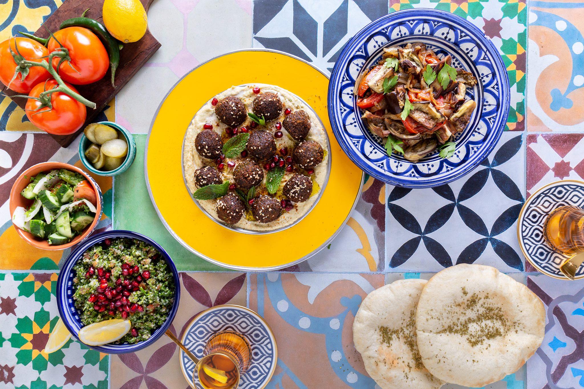 מסעדת אליס בדובאי