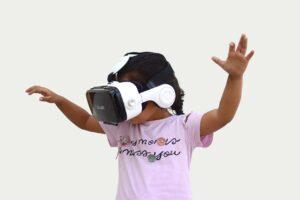 פארק מציאות מדומה בדובאי